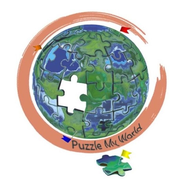 Puzzle my world : un tour du monde participatif.